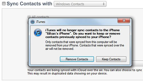 How to Delete All Contacts on iPhone Using iTunes and iCloud