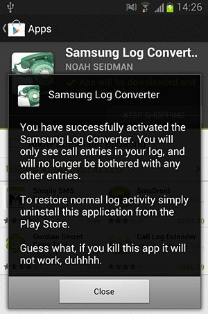 Find a list of tips and tricks for Samsung Galaxy S3 and Android.)
