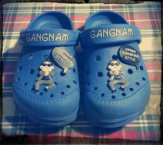 gangnam style shoes