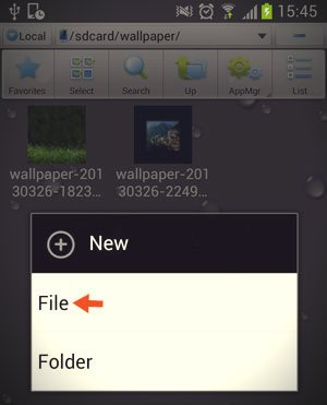 How to Create a  nomedia File on Android Device ? - WEBCAZINE