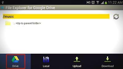 drive screen
