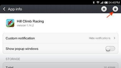 redmi uninstall app_2
