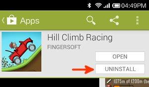 redmi uninstall app_3