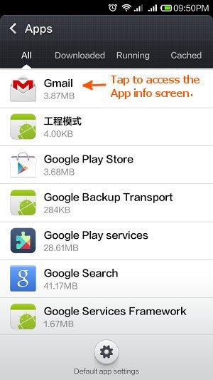 redmi app info_1