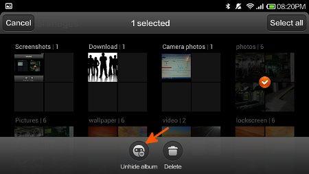 redmi hide album_2