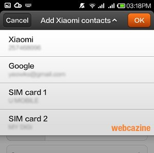redmi save contact to phone_2