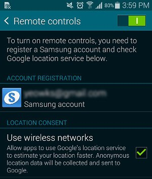 How to track and remote control your Galaxy S5 with Find My