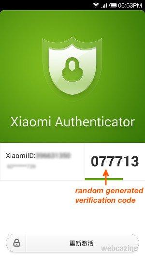 xiaomi authenticator_13