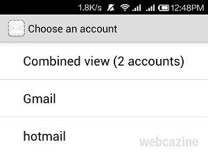 xiaomi email widget_3