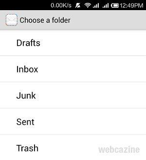 xiaomi email widget_4
