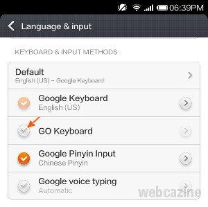 xiaomi new keyboard 1