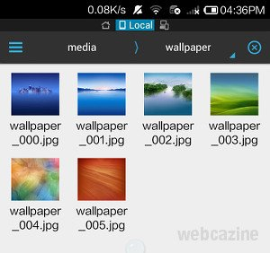 Miui V5 How To Delete The Pre Installed Wallpapers On My Xiaomi