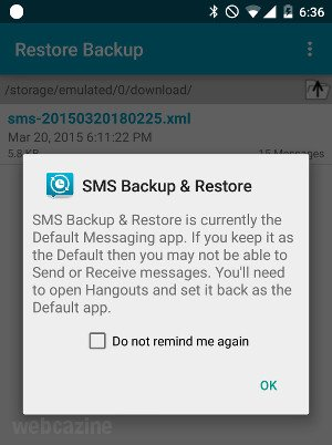 android5 backup sms_4