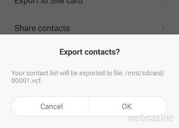 miui7 export contacts_3