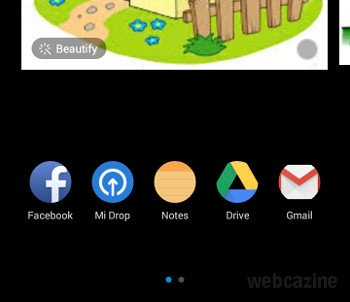 MIUI 8: How to exit Child Mode to the device's Settings when