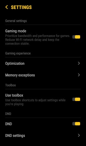 PocoF1 Game Speed Booster 2