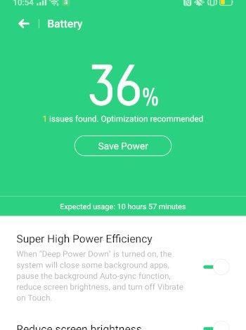 Super high power efficiency