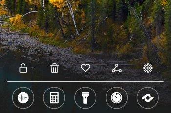 HonorPlay Lock Screen Shortcut