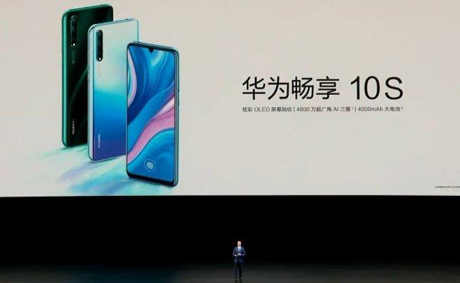 Huawei-Enjoy-10S-Launch